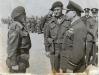 From Left: Assyrian Coy Commander RAB 100 Lazar Adam, British Coy Commander Major Hudson & General Robinson