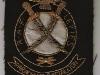 Originalt gold Wire blaezer badge
