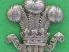 CW319. 15th Battalion the London Regiment. Collar badge 25x23 mm.