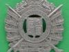 KK 1821. 5th City of London Regiment Royal Fusiliers. Hak på slider 37x47 mm.