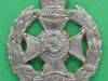 KK 1827. 8th City of London Battalion Post Office Rifles. Slider 41x48 mm.