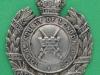 KK 1830. 10th Battalion County of London Paddington Rifles. Disbanded 1912. Lugs 38x46 mm.