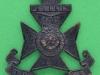 KK 1835. 12th Battalion the London Regiment, The Rangers. 47x57 mm.