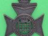 KK 1845. 16th County of London Battalion Queen`s Westminster Rifles. Slide 44x62 mm.