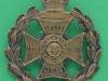 KK 1847. 17th City of London Battalion Poplar and Stepney Rifles. Slide 40x46 mm.