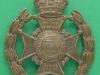 KK 1851. 19th County of London Battalion, St Pancras. Slider med hak. 44x53 mm.