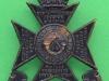 KK 2417. 12th Battalion the London Regiment The Rangers, 1938. 41x55 mm.