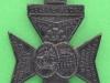 KK 2420. 16th Battalion the London Regiment, Queens Westminster & Civil Service Rifles. Timings Bham. Slide  40x56 mm.