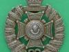 KK 2421. 17th London Tower Hamlets Rifles. Slider 42x51 mm.
