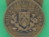 British Services Tattoo, BAOR. Dortmund-Berlin 1947. 37x43 mm.
