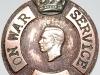 On war service 1940