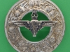 15th Scottish Parachute Battalion. Plaid broosch. 84 mm.