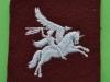 5th Airborne Brigade. 50x55 mm.