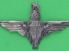 KK 2059. The Parachute Regiment 1941. Unmarked silver. Lugs 69x41 mm.