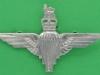 KK 2060. The Parachute Regiment. Slide Gaunt 67x40 mm.