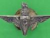Parachute Regiment, Old Comrades Association. Gaunt mufti badge. 40x23 mm.