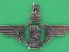 Royal Armoured Corps Airborne Recce unit. Composite badge.  Long lugs 75x40 mm.