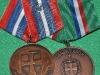 DANCON march UNFICYP 2 x 25 km  1979 og KFOR 1 x 25 km 1999