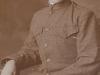 Carl Gustav Jensen Stevens just after the enrollment