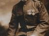 1st Gas & Flame Regiment ww1 worn by Carl Gustav Jensen Stevens