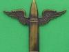 MH63. Air Gunners badge 1923. 43x36 mm.