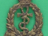 MH72. Royal Air Force Medical Service 1918. Collar badge 30x45 mm.