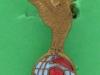 RAF Association. Mufti badge. 16x29 mm.