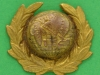 CW416. Royal Marines. Collar badge 34x28 mm.