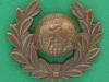 CW416. Royal Marines. Collar badge 39x33 mm.