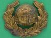CW416. Royal Marines. Collar badge, different wreath  37x31 mm.