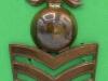 KK 1112. Royal Marine Artillery L-Sergeants 1855-1857. 43x70 mm.