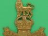 KK 1118. Royal Marine pouch badge. 84x79 mm.