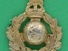 KK 2100. Royal Marines post 1923 Personally purchase. Pin 37x46 mm.