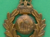 KK 2100. Royal Marines post 1923. Lugs 38x48 mm.