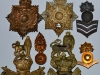 Royal Marines badges reverse