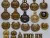 Royal Marines badges