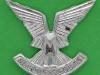 CO3058. Selous Scouts collar badge. Reutler lugs. 28x24 mm.