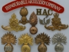 Honourable Artillery Company badges