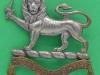 KK 1793. The Herefordshire Regiment 1908. Territorial Army. Slide 44x43 mm.