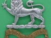 KK 1794. The Herefordshire Regiment 1908. Territorial Army. Slide 42 mm.