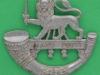 KK 2393. Herefordshire Light Infantry. Lang dolk. Lugs 46x40 mm.