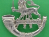 KK 2393. Herefordshire Light Infantry. officers silver plated lugs 45x39 mm.