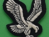 Army Air Corps late 1970ies production. Right arm patch 50x55 mm.