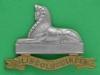 KK 1708. The Lincolnshire Regiment.  Territorial Battalions. Slide 60x43 mm.