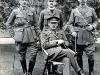 The 1/4th Battalion Northamptonshire Regiment.