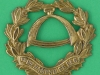 KK 1732. The 7th Battalion the Hampshire Regiment. Lugs 50x44 mm.