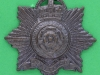 KK 1961. The Hampshire Regiment, Officers cap badge. Ludlow, lugs 45x47 mm.