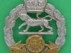 KK 1998. The Royal Hampshire Regiment, post 1953. Slide Gaunt  41x48 mm.