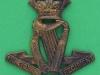 KK 613. Royal Irish Regiment. Lugs 39x41 mm.