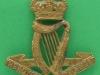 KK 614. Royal Irish Regiment. Slide Smith and wright. 38x42 mm.